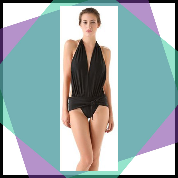 2 Thayer Halter One Piece Swimsuit