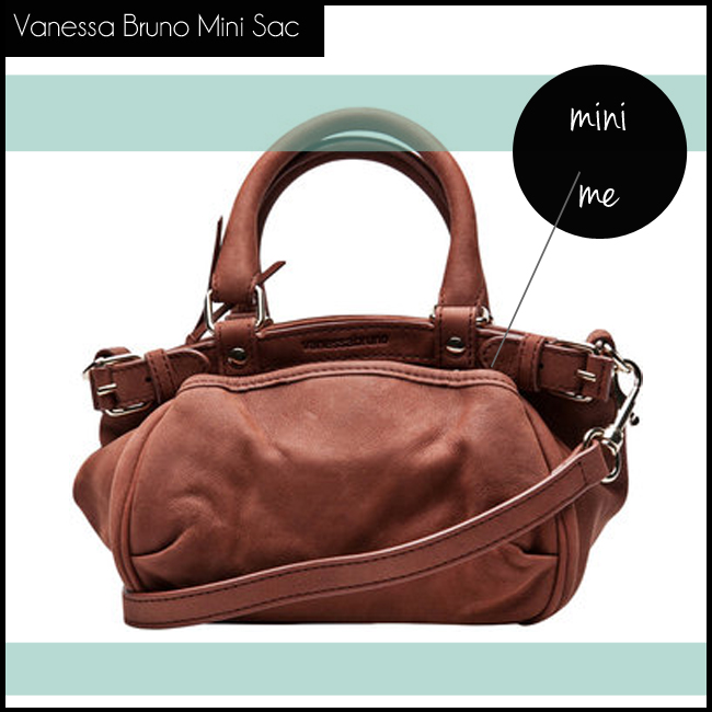 2 Vanessa Bruno Mini Sac