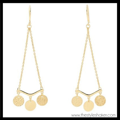 shop the Gorjana Fatima Drop Earrings