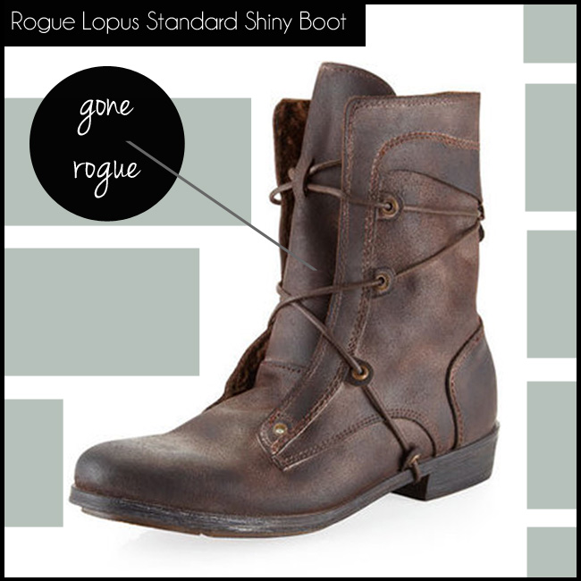 3 Rogue Lopus Standard Shiny Boot