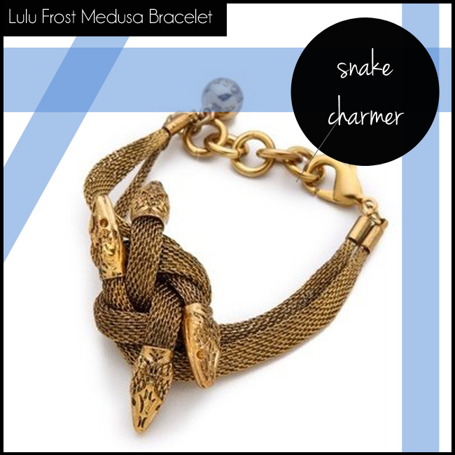 4 Lulu Frost Medusa Bracelet