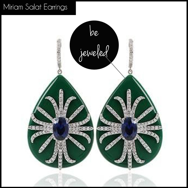 4 Miriam Salat Earrings