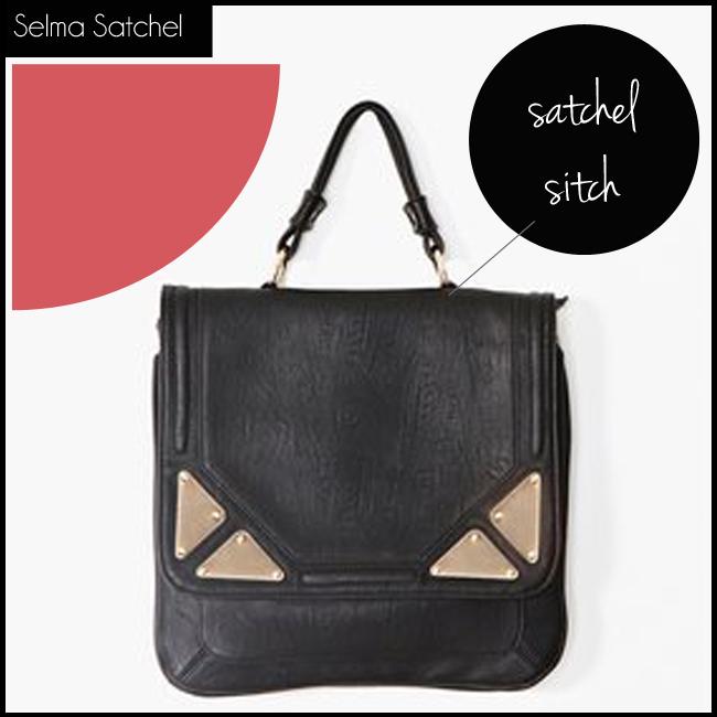 4 Selma Satchel