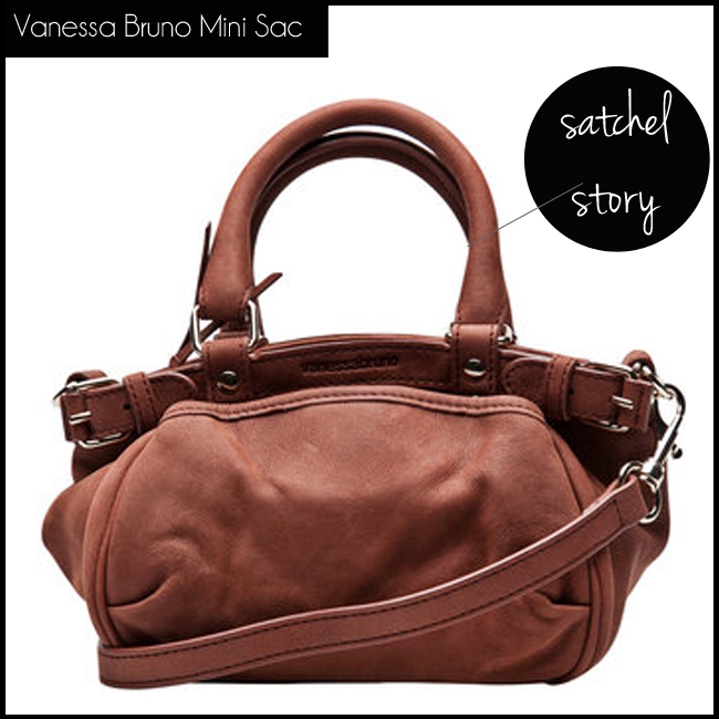 4 Vanessa Bruno Mini Sac
