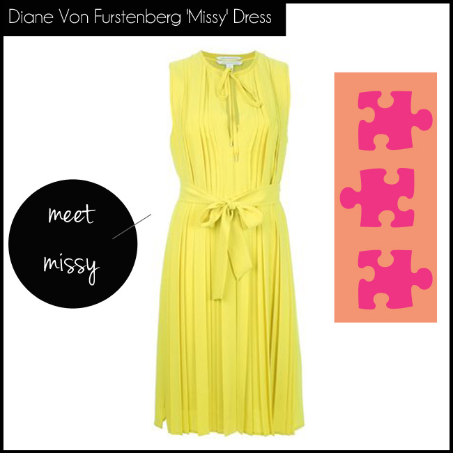 shop the Diane Von Furstenberg 'Missy' Dress
