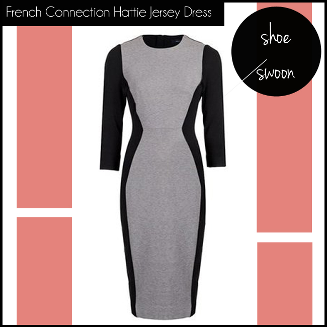 5 French Connection Hattie Jersey Dress