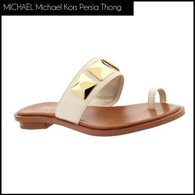 5 MICHAEL Michael Kors Persia Thong