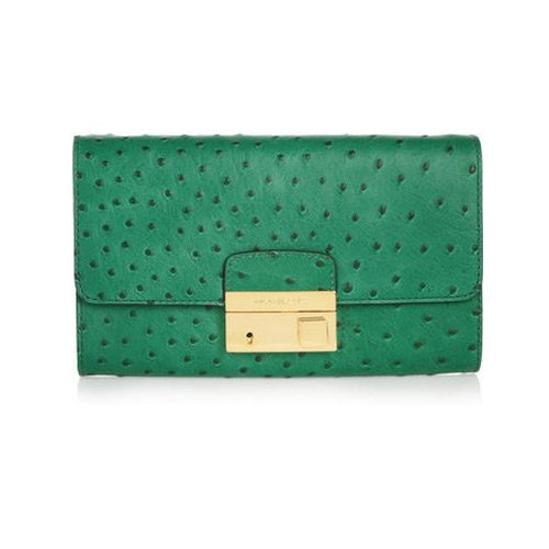 shop the Michael Kors Gia Clutch