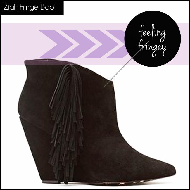 5 Ziah Fringe Boot