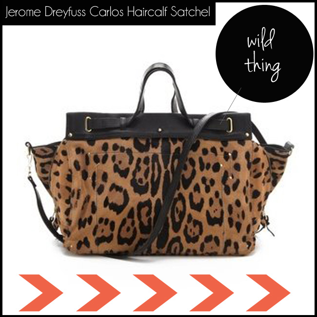 6 Jerome Dreyfuss Carlos Haircalf Satchel