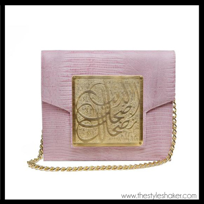 shop the Dareen Hakim Le Monaco Clutch
