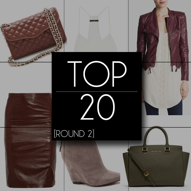 shop the latest round of top 20 picks
