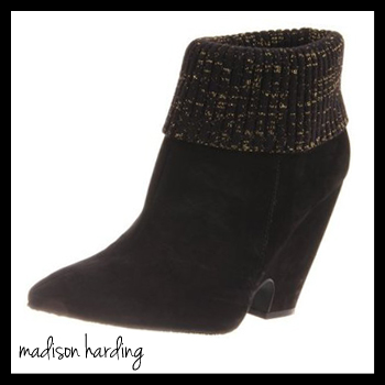 Madison Harding Ankle Boot