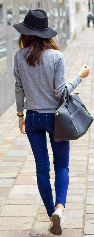 how to wear skinny jeans casual fall outfit9.jpg