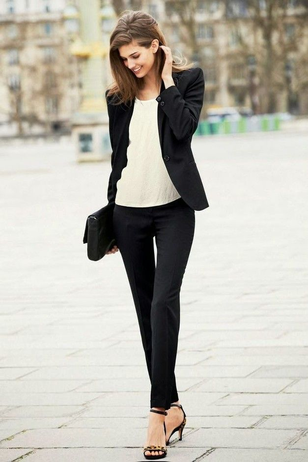 LOOK 4: Blazer Up