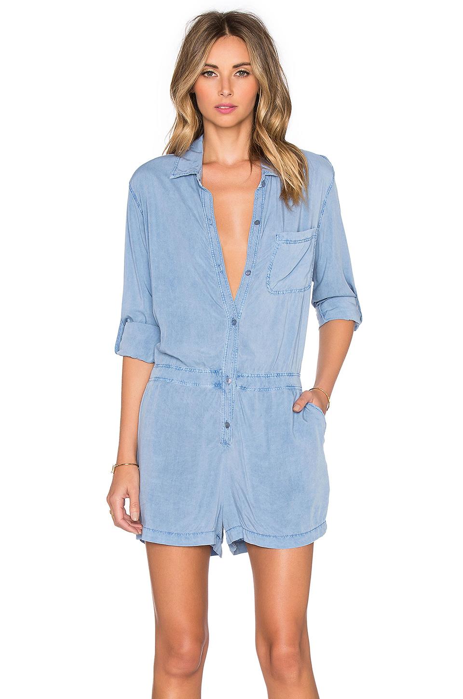 SAM&LAVI Maisie Romper • $77 • Revolve Clothing