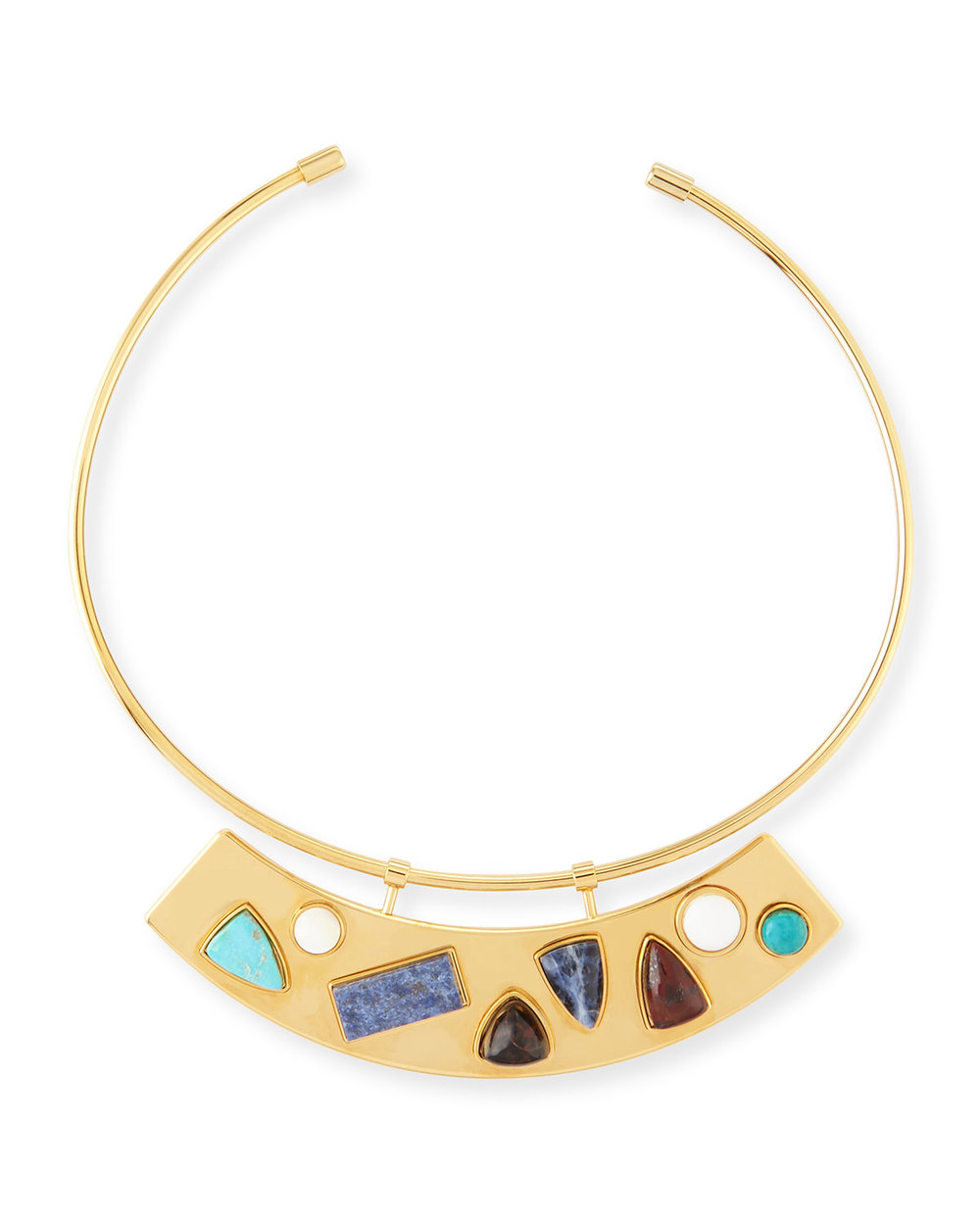 Lizzie Fortunato Bahia Palace Collar Necklace • $156 • Neiman Marcus