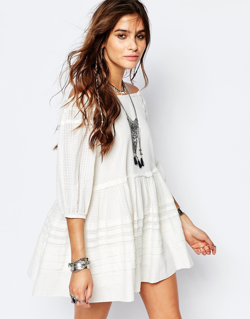 shop the Free People candy shop mini dress