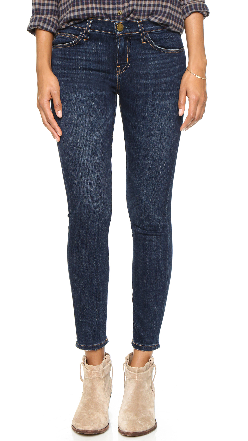 shop the Current/Elliott The Stiletto Jeans