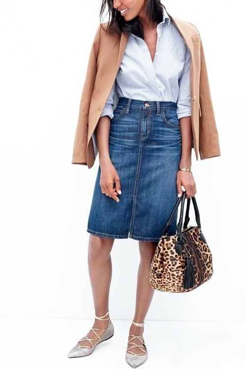 found on jcrew.com Perfect for: Pear & Hourglass Body Types