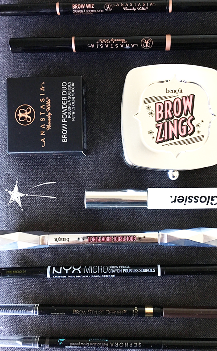 the best brow products 2017
