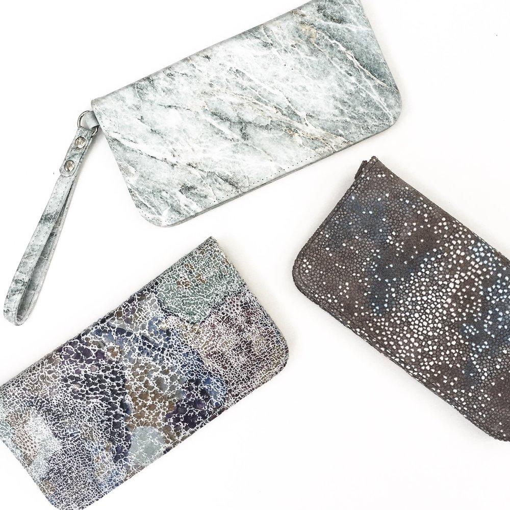 Wristlet Wallet Clutch