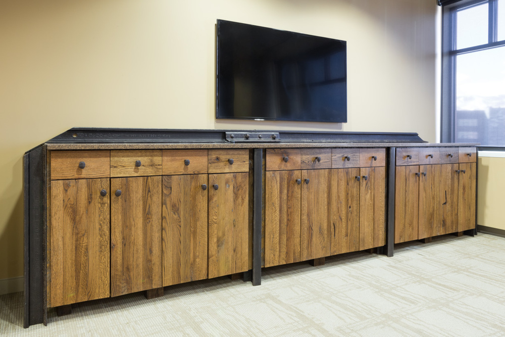 Promontory Point Credenza (Custom)