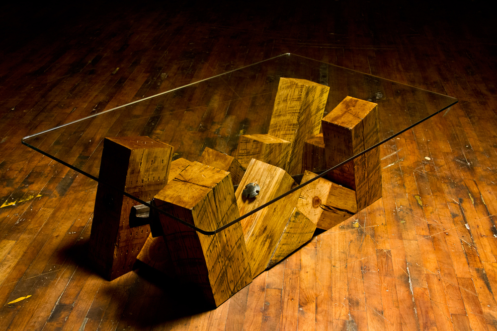 Derailment Coffee Table