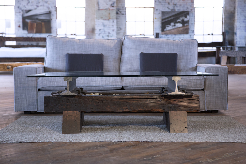 Sleepers Coffee Table