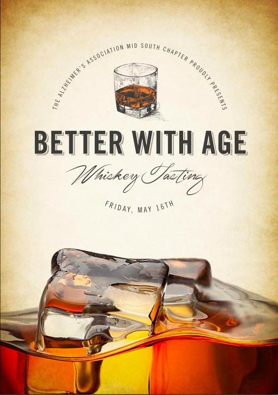 We've been so excited about getting this event being held at our studios pulled together, and it has been hard to keep quiet about it, but now we can tell! Click here for tickets. FWIW, the VIP tasting will include a new product from Jack Daniel's that has not yet been released - beyond Honey and beyond Fire. Trust me, I've tried it, and you do not want to miss this. Hope to see you there! Whiskey Tasting to benefit the Alzheimer's Association sponsored by Jack Daniel's Friday May 16, 2014 from 7-9pm at Rail Yard Studios. Get your tickets here before it opens up to the larger crowd.