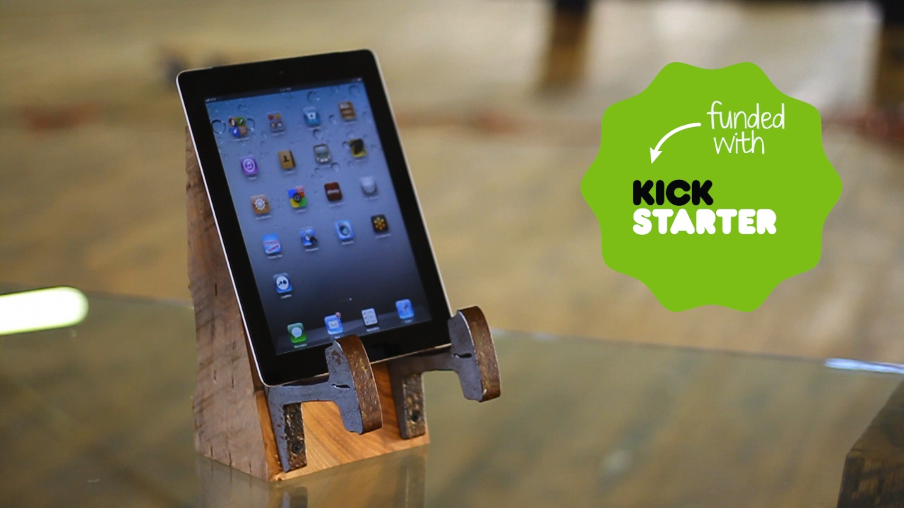Yes, it is true and it is official. We launched our first Kickstarter project today and we could not be any more excited. Please check it out! http://www.kickstarter.com/projects/railyardstudios/rails-to-ipad-platform