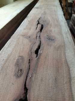 Recylced Hardwood Timbers - never used or treated with chemicals