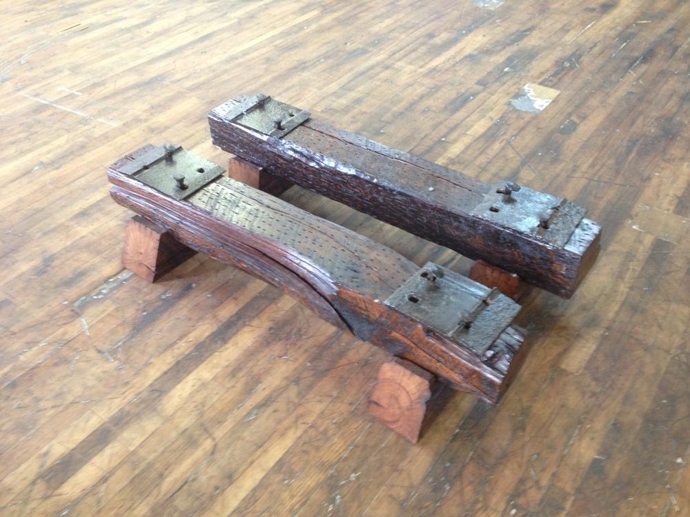 Postion Timbers