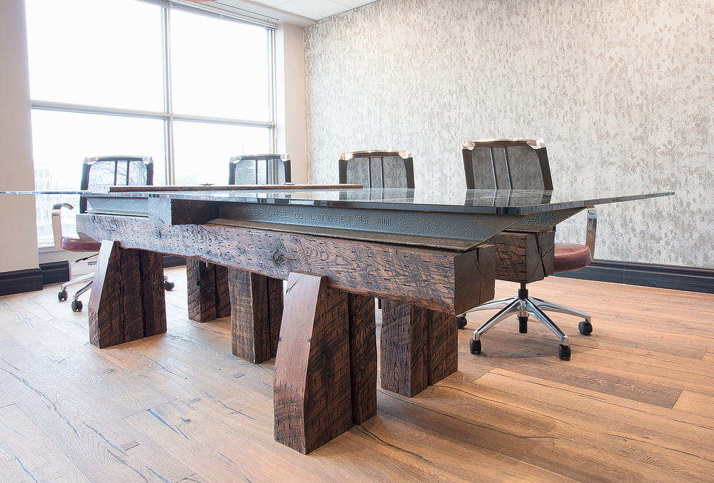 Beautiful Streamliner Conference Table Streamliner Rail Yard Custom