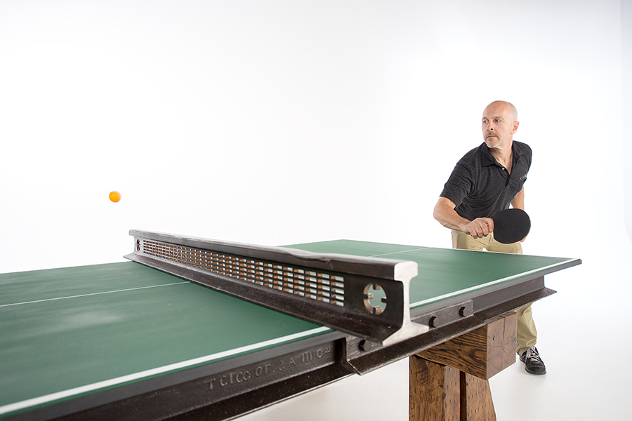 Click Clack Table Tennis Table
