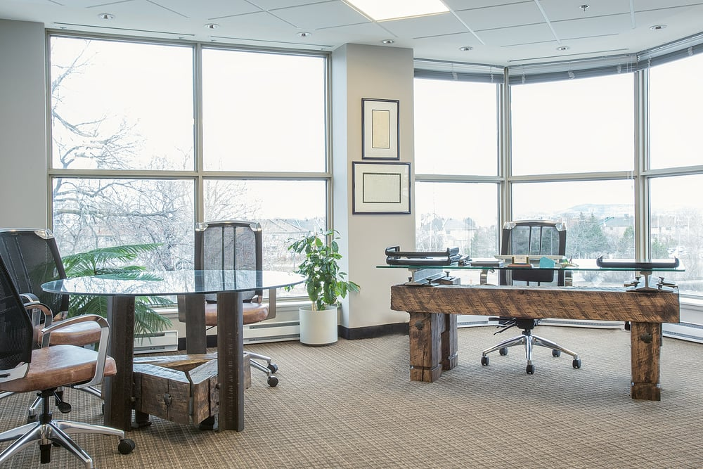 Corporate Office Desk & Table