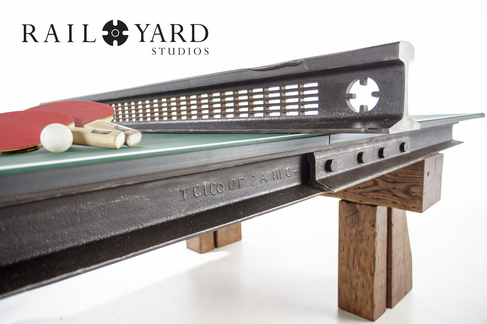 ping-pong-table-custom-detail-steel-wood-timber-rail-yard-studios-railroad