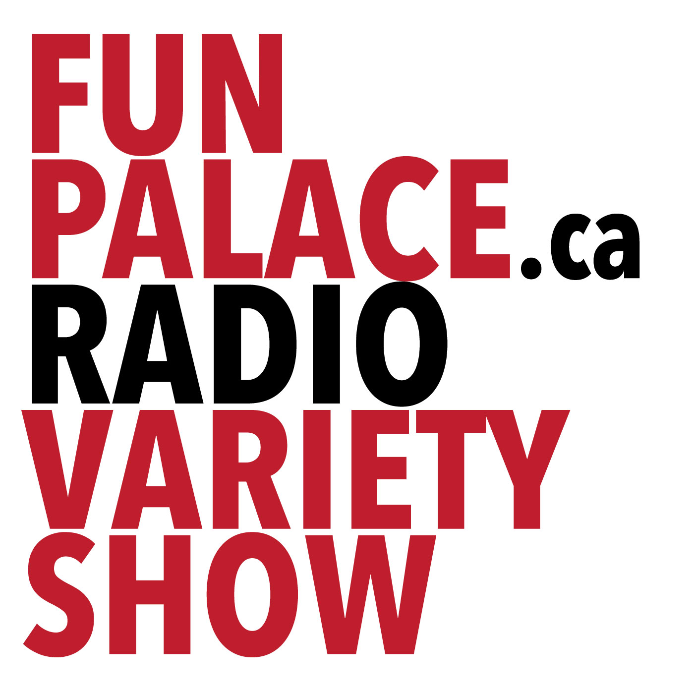 Fun Palace Radio Variety Show