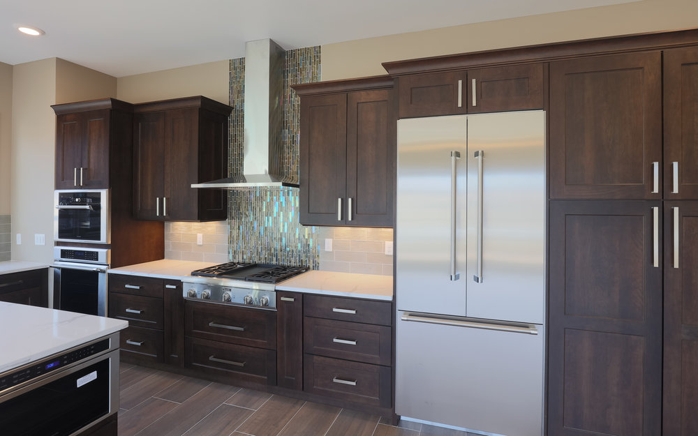 MINERS POINT  | 701 12th Street | Penthouse Kitchen| Sold & Occupied Unit