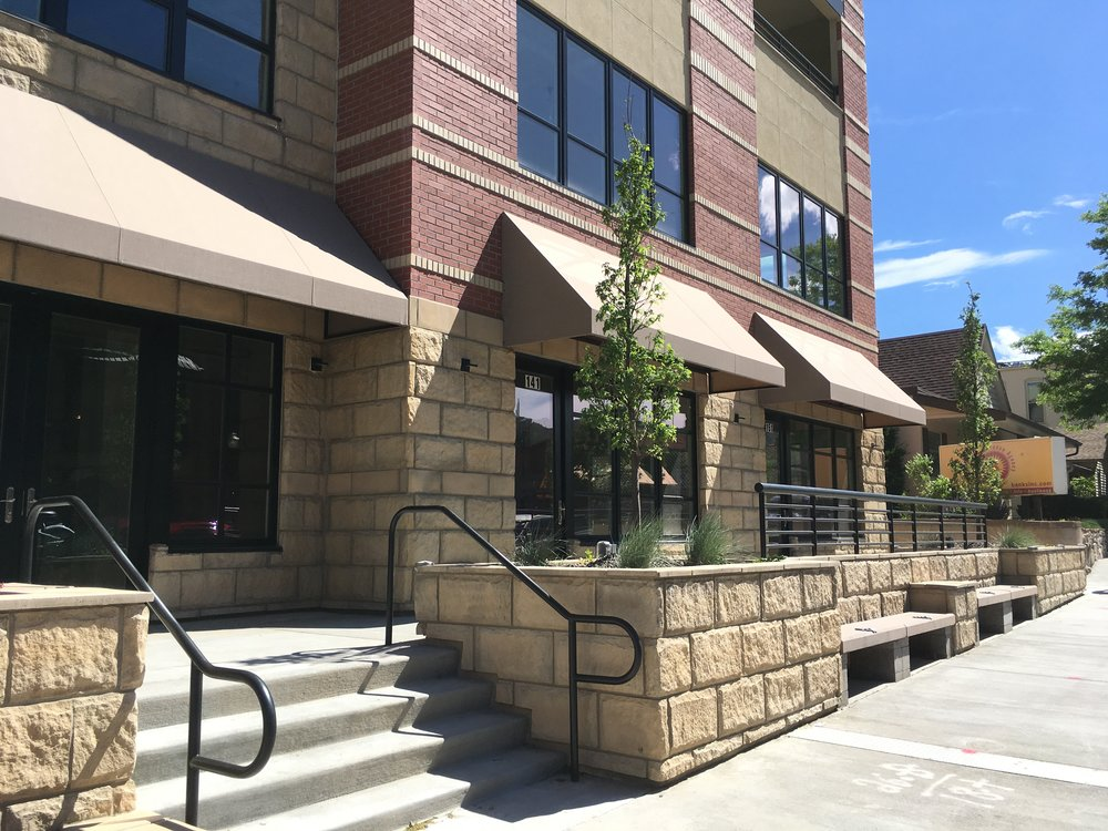 MINERS POINT  | 701 12th Street |  First Floor Restaurant Space  with Outdoor Patio Seating -  UNDER CONTRACT