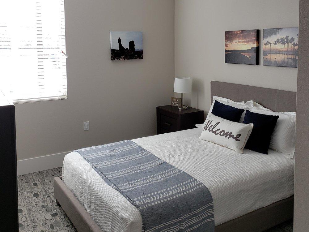 Welcoming Bedrooms