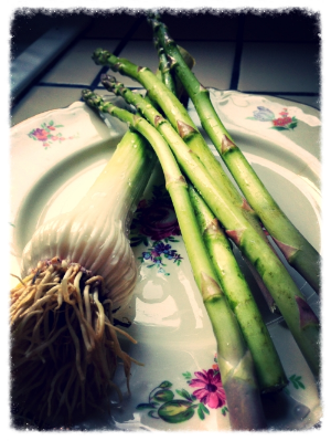 asparagusspringgarlic