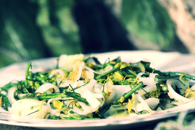 kaleflowersaute