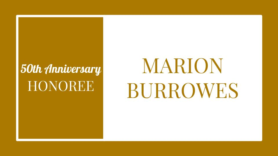 Marion Burrowes