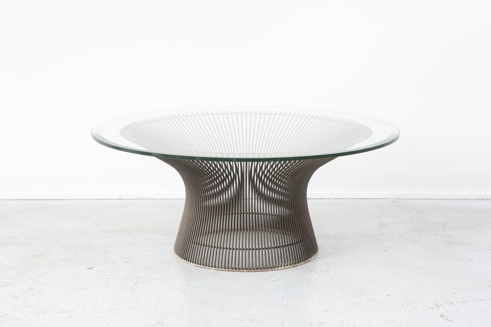 BRONZE PLATNER COFFEE TABLE. 160904_Rachman_0287_LARGE