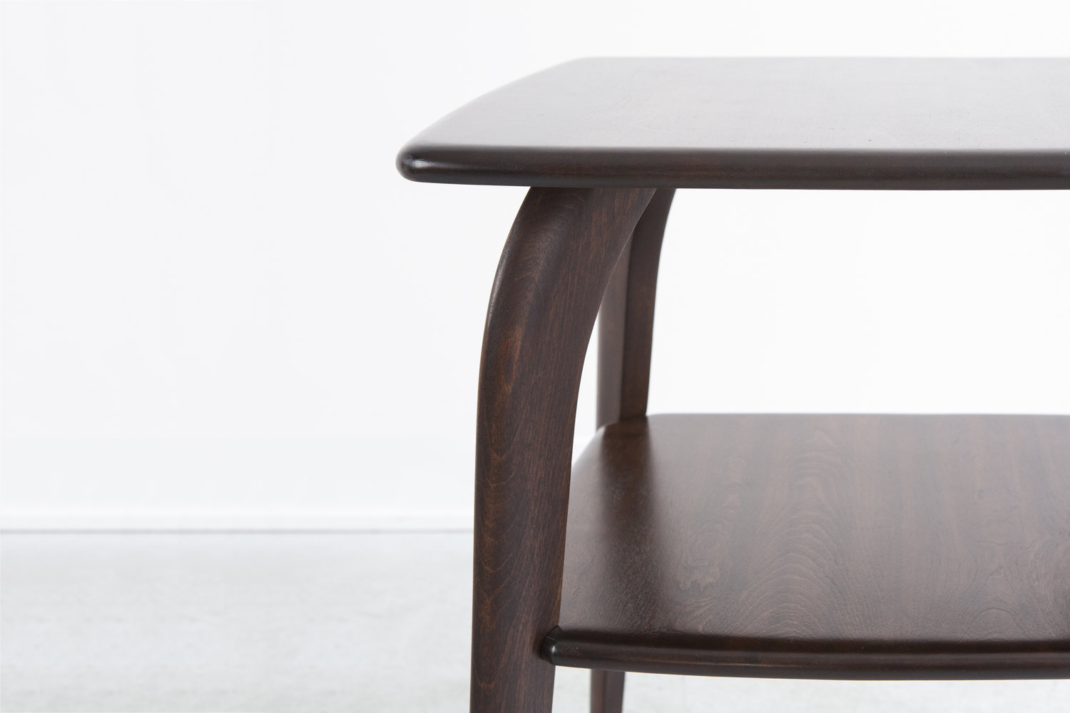 Heywood wakefield side table matthew rachman heywood wakefield side table geotapseo Image collections