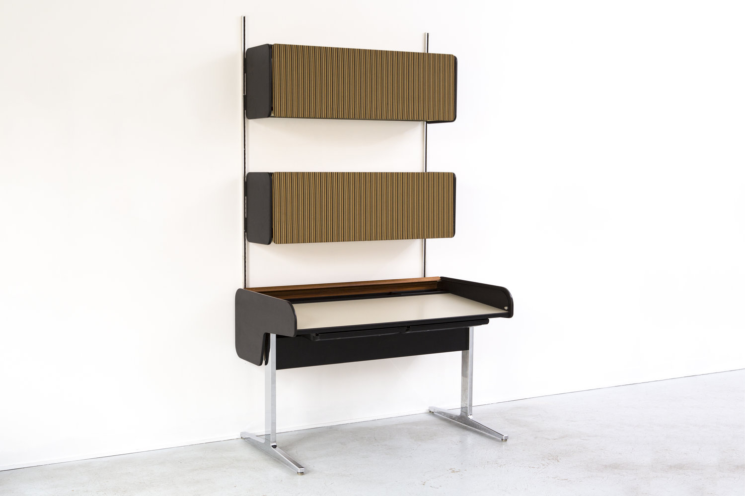 wall office desk. GEORGE NELSON ACTION OFFICE DESK + WALL UNIT FOR HERMAN MILLER Wall Office Desk I