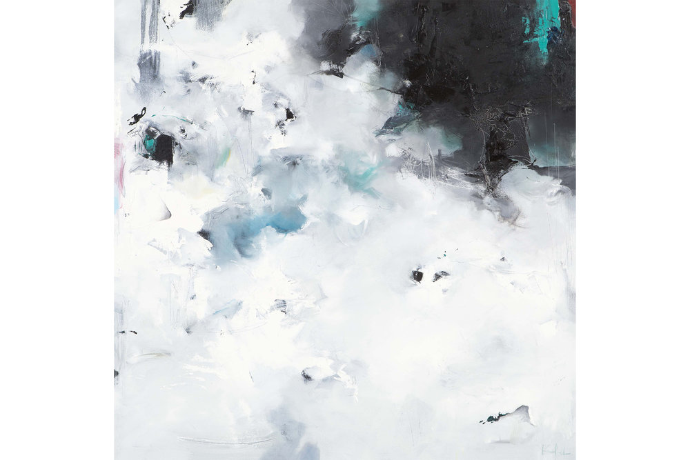 SCATTERED FLOES  BY NICHOLAS KRIEFALL