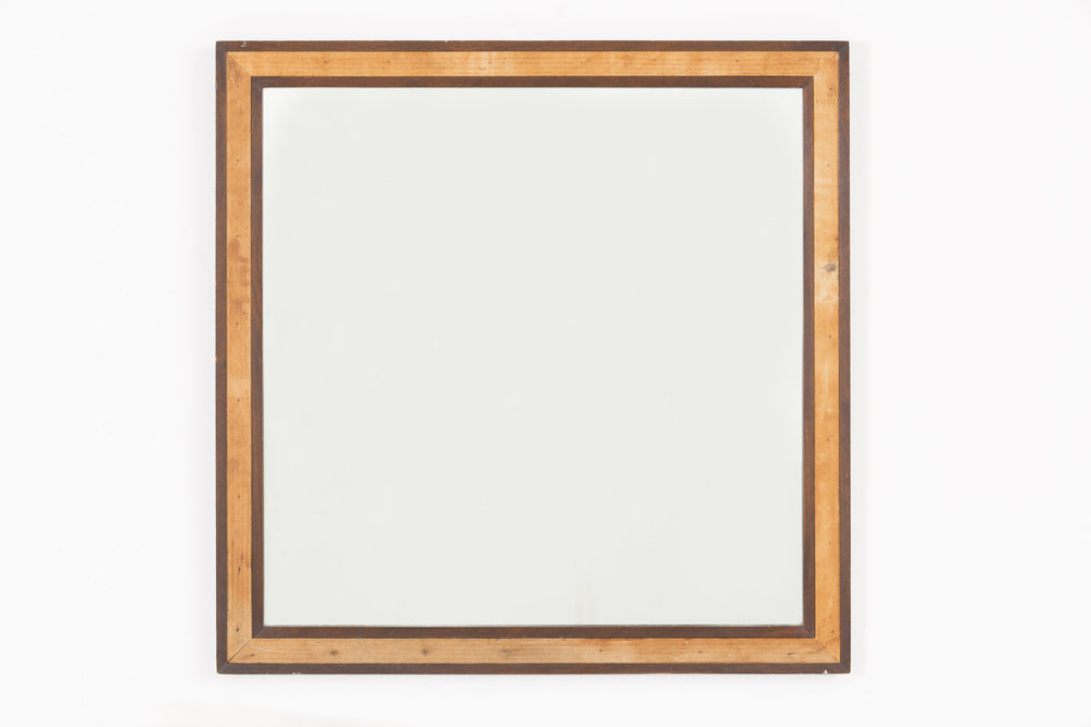 Edward Wormley for Dunbar 4799 Square Mirror