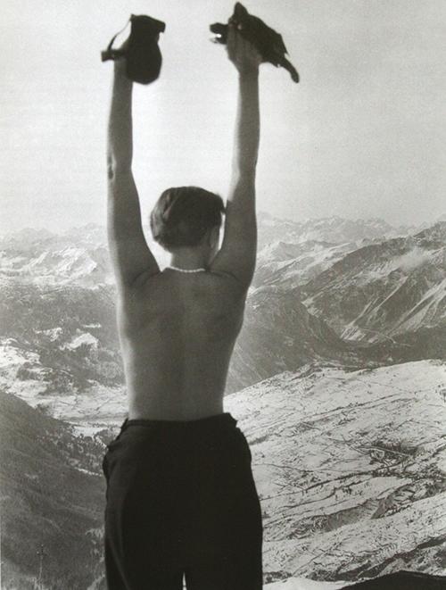 Charlotte Perriand, 1935.© AChP ADAGP